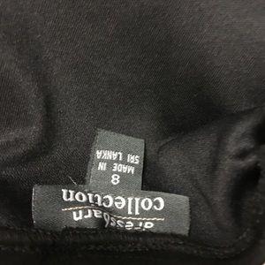 Dress Barn Dresses - Little black halter dress lbd size 8